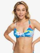 She Just Shines - Tri Bikini Top for Women  ERJX304440