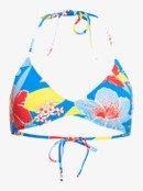 She Just Shines - Tri Bikini Top for Women  ERJX304467