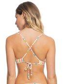 Beach Classics - Athletic Tri Bikini Top for Women  ERJX304494