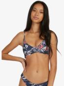 Sunset Boogie - Athletic Tri Bikini Top for Women  ERJX304515