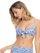 Sunset Boogie - Fixed Tri Bikini Top for Women  ERJX304517