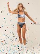 Parallel Paradiso - Reversible Bikini Top for Women  ERJX304527