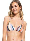 Beach Classics - Athletic Triangle Bikini Top for Women  ERJX304544