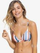 Beach Classics - Fixed Triangle Bikini Top for Women  ERJX304545