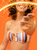 Beach Classics - Underwired Bikini Top for Women  ERJX304549