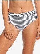 Printed Beach Classics - Mid Waist Bikini Bottoms for Women  ERJX403806