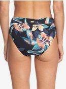 Printed Beach Classics - Mid Waist Bikini Bottoms  ERJX403877