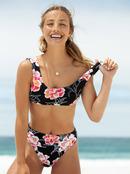 Printed Beach Classics - High Waist High Leg Bikini Bottoms for Women  ERJX403938