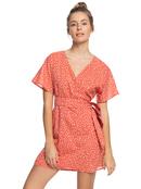 Glassy Spot - Wrap Dress for Women  ERJX603278