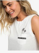 Feel So Right B - Sleeveless T-Shirt for Women  ERJZT04491