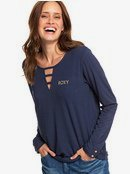 Rooftop Party - Long Sleeve T-Shirt for Women  ERJZT04647