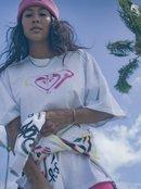 Kelia Fly Girl - Oversized T-Shirt for Women  ERJZT05307