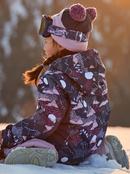 Snowy Tale - Snow Jacket for Girls 2-7  ERLTJ03019