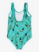 ROXY Birds - One-Piece Swimsuit for Girls 2-7 ERLX103044