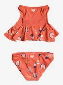 Rainbow And Sun - Flutter Bikini Set for Girls 2-7  ERLX203117