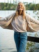 Sun Child Stripe - Oversized T-Shirt for Women  URJZT03602
