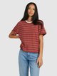 MARSALA BEACHY STRIPE (mpd3)