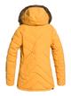 8 Quinn Snow Jacket Yellow ERJTJ03227 Roxy