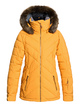 6 Quinn Snow Jacket Yellow ERJTJ03227 Roxy