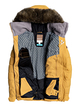 7 Quinn Snow Jacket Yellow ERJTJ03227 Roxy