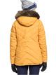 5 Quinn Snow Jacket Yellow ERJTJ03227 Roxy
