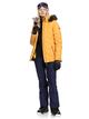 4 Quinn Snow Jacket Yellow ERJTJ03227 Roxy