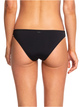 3 Beach Classics Moderate Bikini Bottoms for Women Black ERJX403864 Roxy