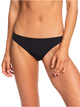 0 Beach Classics Moderate Bikini Bottoms for Women Black ERJX403864 Roxy
