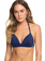 Beach Classics - Moulded Triangle Bikini Top for Women  ERJX303951