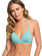 Beach Classics - Moulded Tri Bikini Top for Women  ERJX303951