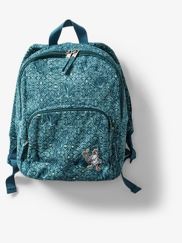 0 Ariel Always Core 8L Extra Small Backpack Blue ARGBP03000 Roxy