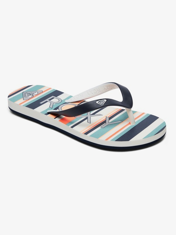 0 Tahiti - Chanclas para Chicas Multicolor ARGL100181 Roxy