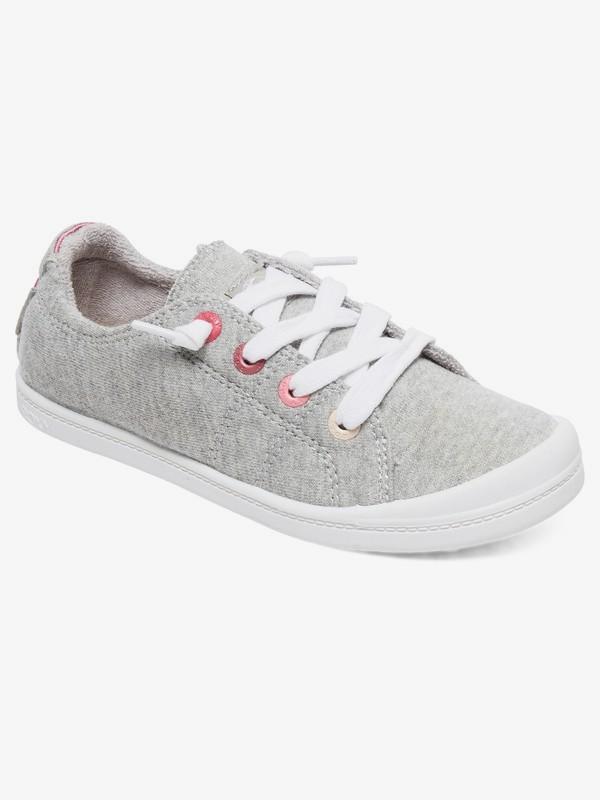 0 Girl's 7-14 Bayshore Shoes Grey ARGS600091 Roxy
