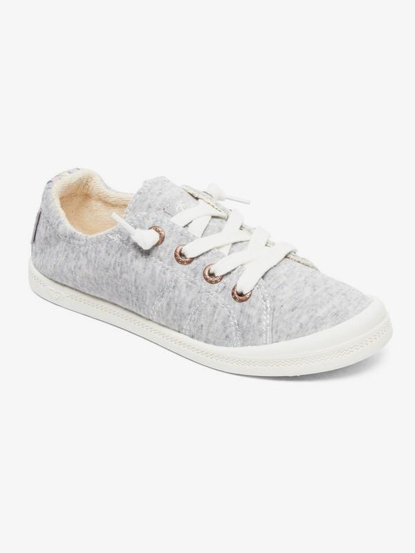0 Niñas 7-14 Zapatos Bayshore Gris ARGS600091 Roxy