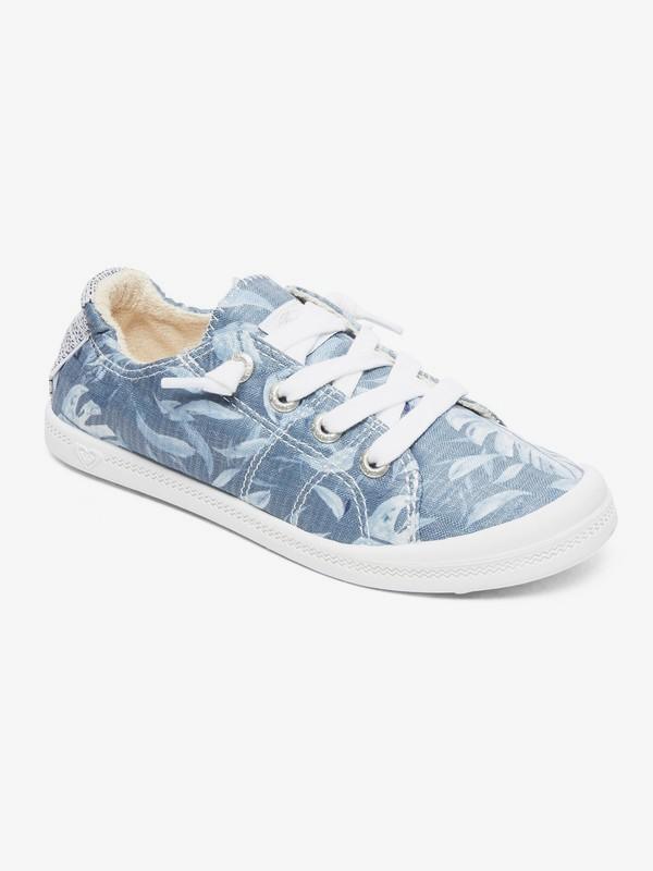 0 Girl's 7-14 Bayshore Shoes Blue ARGS600091 Roxy