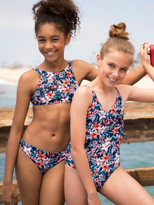Sebastian Floral - One-Piece Swimsuit for Girls 8-16  ARGX103021
