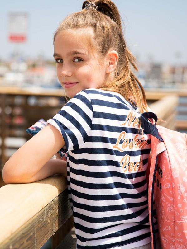 Little Mermaid Make Waves - Tie-Front T-Shirt for Girls 8-16  ARGZT03385