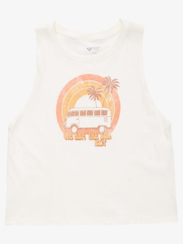 Rainbow Van - Vest Top for Girls 4-16  ARGZT03629