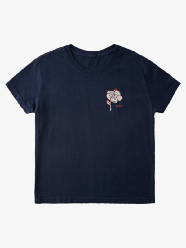 Americana Biscus - T-Shirt for Girls 4-16  ARGZT03646