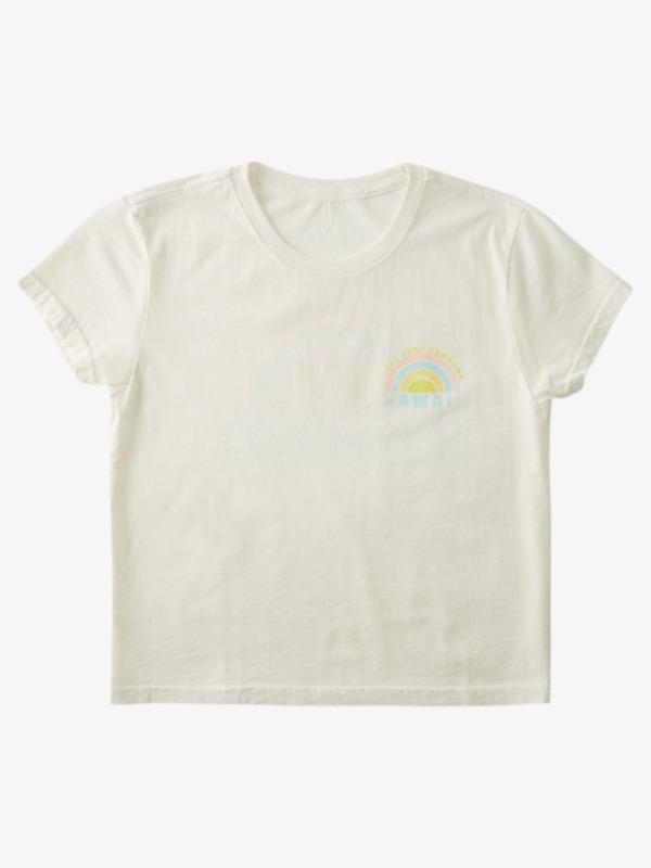 Hawaii Rainbow - T-Shirt for Girls 4-16  ARGZT03652