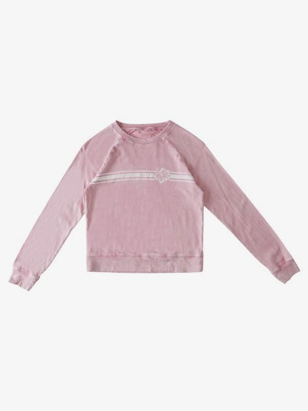 Biscus Beach - Long Sleeve T-Shirt for Girls  ARGZT03697