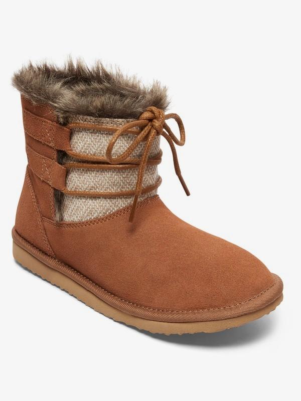 0 Tara - Suede Boots for Women  ARJB700554 Roxy