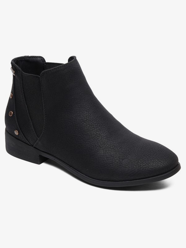0 Yates - Ankle Boots for Women Black ARJB700609 Roxy