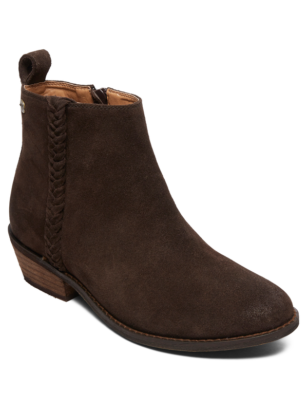 Estez - Suede Boots for Women ARJB700624