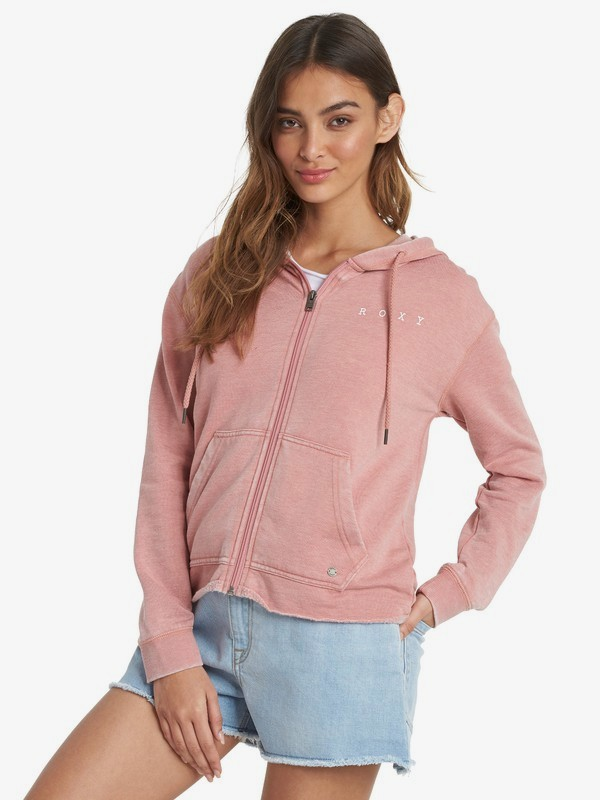 Go For It A - Zip-Up Hoodie for Women ARJFT03695