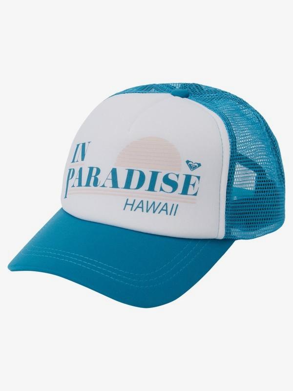 IN PARADISE HAWAII TRUCKIN HAT  ARJHA03406