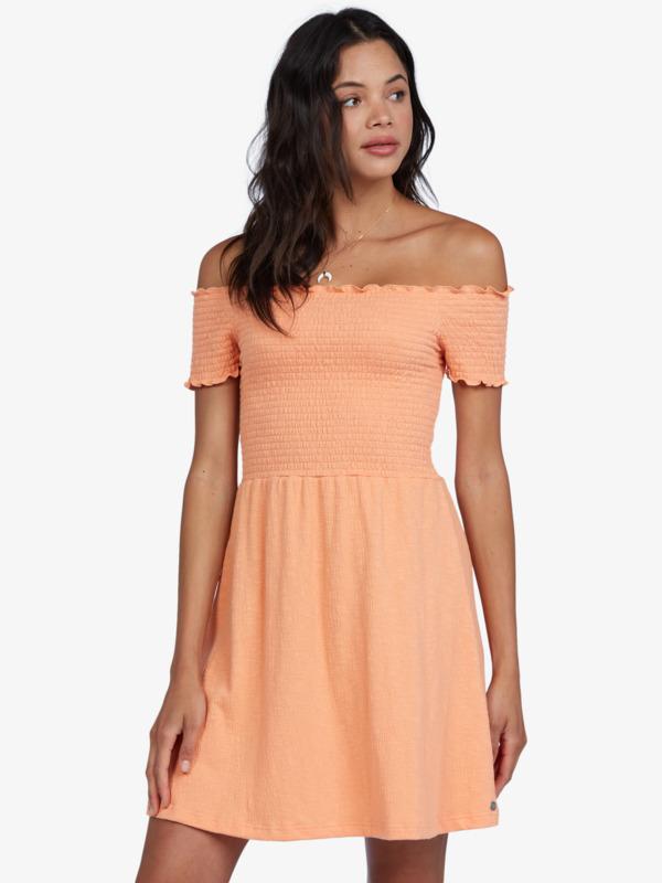 Hanging - Off-The-Shoulder Dress for Women  ARJKD03207
