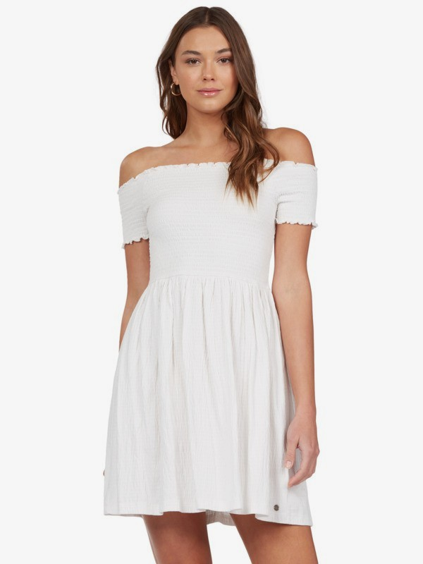 Hanging - Off-The-Shoulder Dress for Women  ARJKD03221