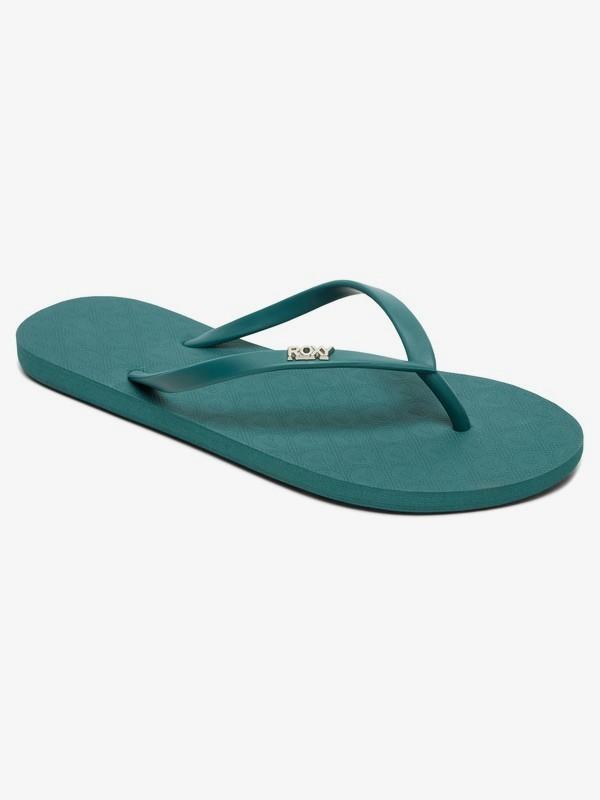 0 Viva - Sandalen für Frauen Grün ARJL100663 Roxy