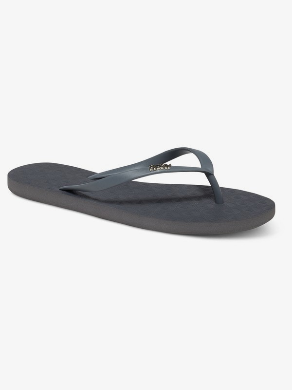 0 Viva - Flip-Flops for Women Grey ARJL100663 Roxy